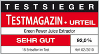 Kempo Mejor extractor 2120 Alemania